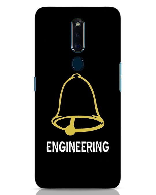 Shop Ghanta Engineering Oppo F11 Pro Mobile Cover-Front
