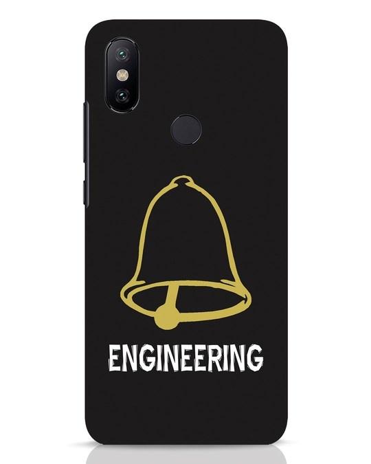 Shop Ghanta Engineering Xiaomi Mi A2 Mobile Cover-Front