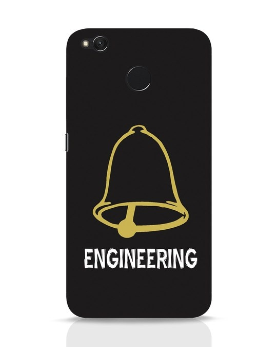 Shop Ghanta Engineering Xiaomi Redmi 4 Mobile Cover-Front