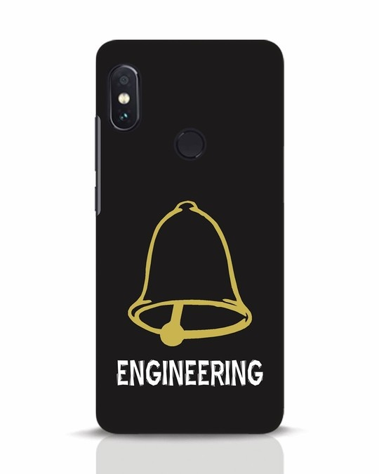 Shop Ghanta Engineering Xiaomi Redmi Note 5 Pro Mobile Cover-Front