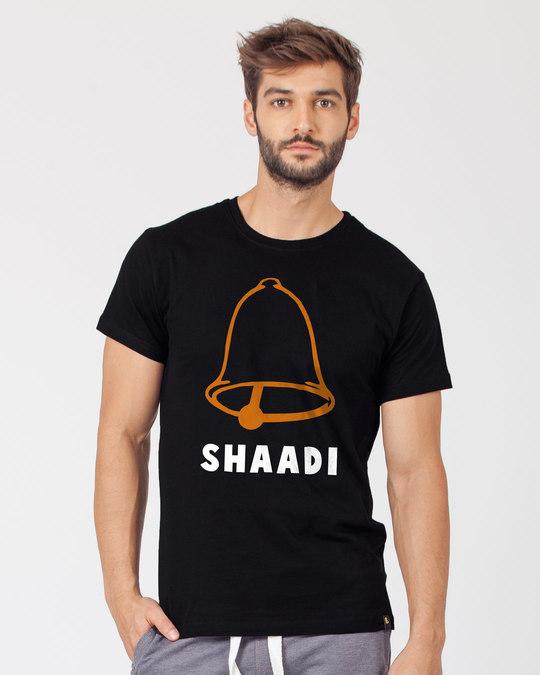 Shop Ghanta Shaadi Half Sleeve T-Shirt-Front