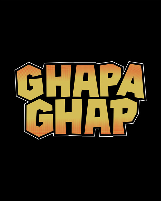 Shop Ghapa Ghap Full Sleeve T-Shirt