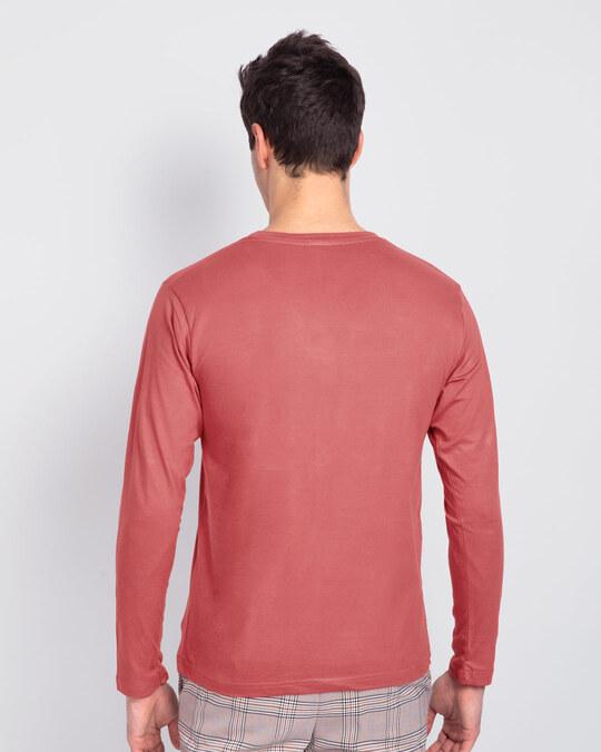 Shop Ginger Spice Full Sleeve T-Shirt-Design