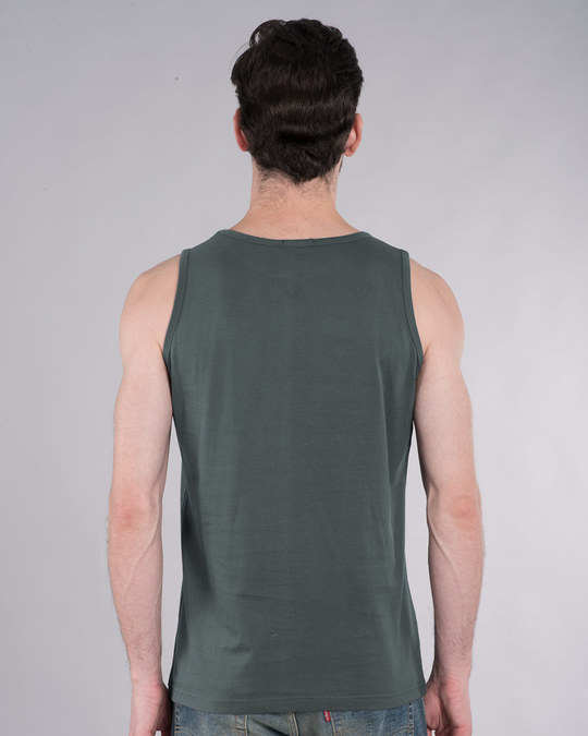 Shop Give No Excuses Vest-Back