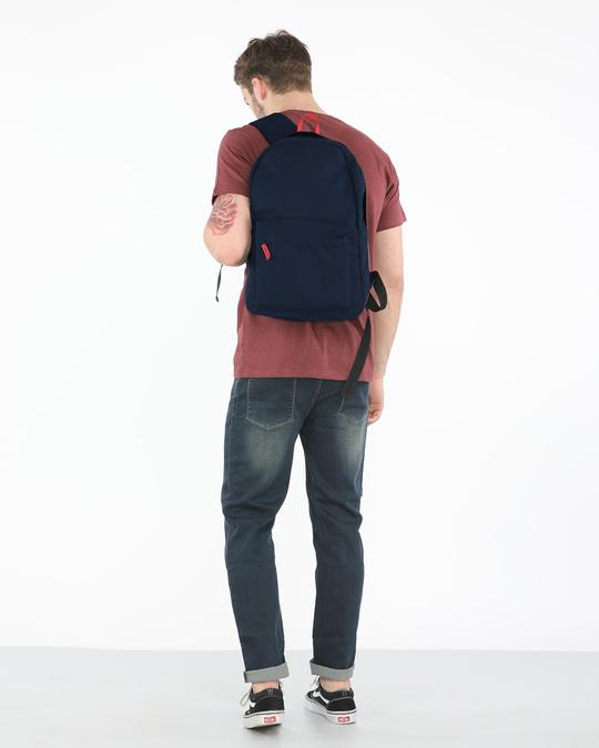 Shop Go Getter Blue Backpack