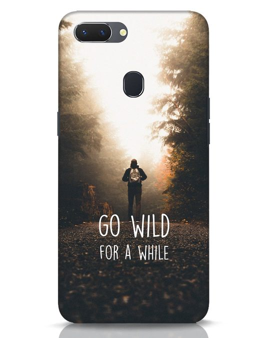 Shop Go Wild For A While Realme 2 Mobile Cover-Front