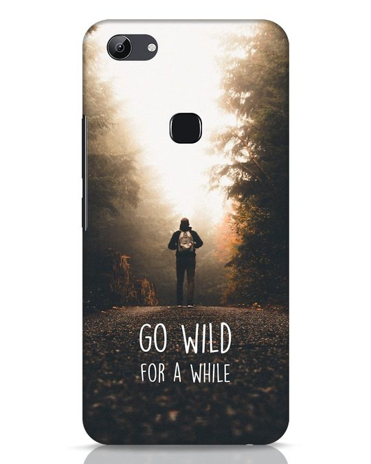 Shop Go Wild For A While Vivo Y83 Mobile Cover-Front