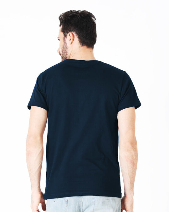 Shop Goes Around Half Sleeve T-Shirt-Full