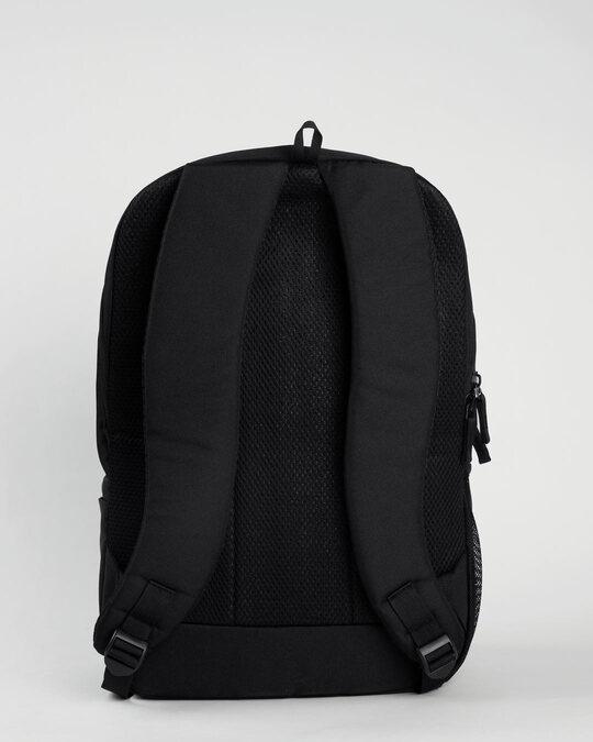 Shop Golden Vision Laptop Bag Black-Full