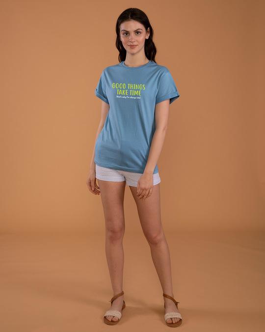 Shop Good Things Boyfriend T-Shirt