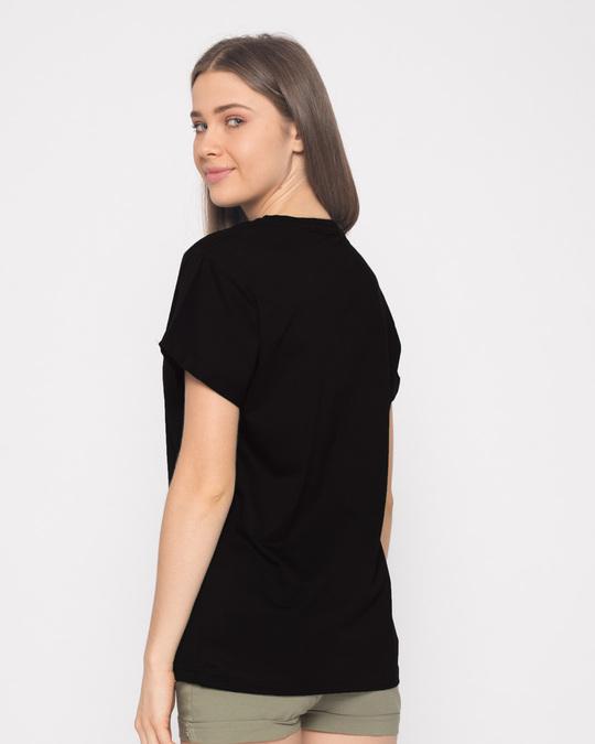 Shop Good To Be Bad Boyfriend T-Shirt (BML)-Back