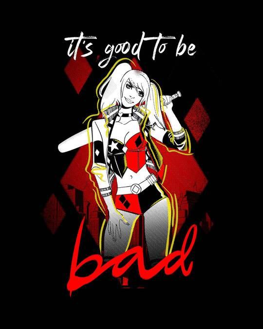 Shop Good To Be Bad Boyfriend T-Shirt (BML)-Full