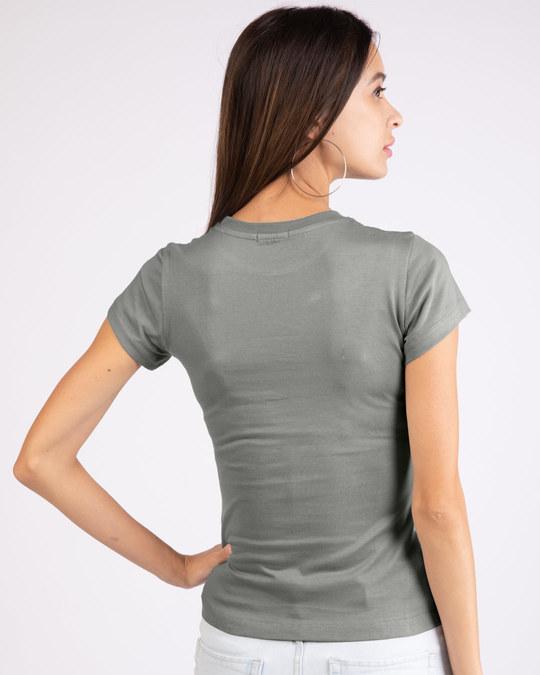 Shop Good Vibes Bicycle Half Sleeve T-Shirt-Back
