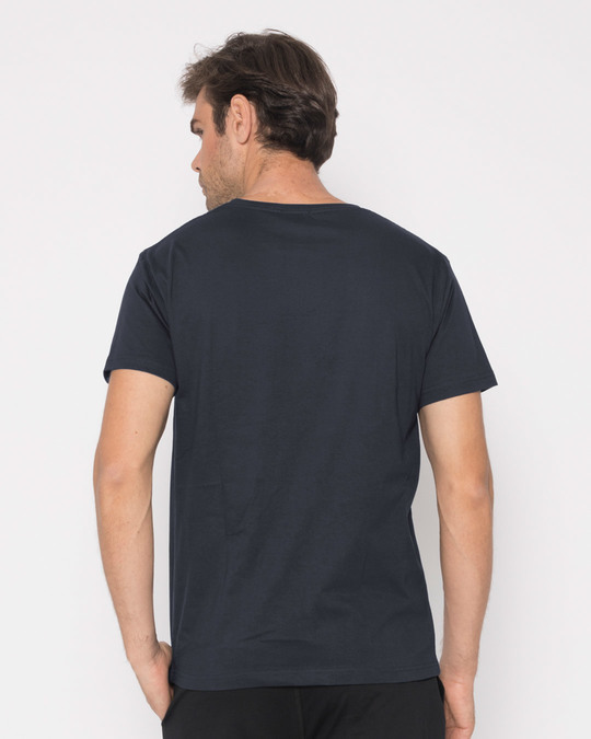 Shop Goods Vibes Only Half Sleeve T-Shirt-Full