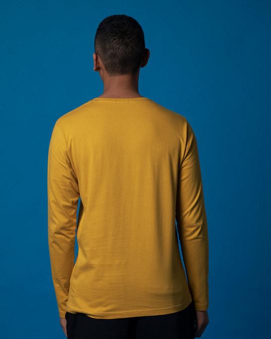 Shop Got Your Back Full Sleeve T-Shirt-Full
