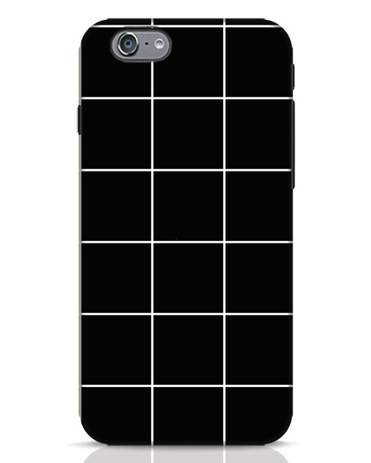 Shop Grid iPhone 6 Mobile Cover-Front