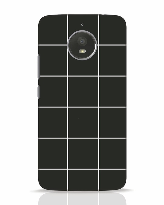 Shop Grid Moto E4 Plus Mobile Cover-Front