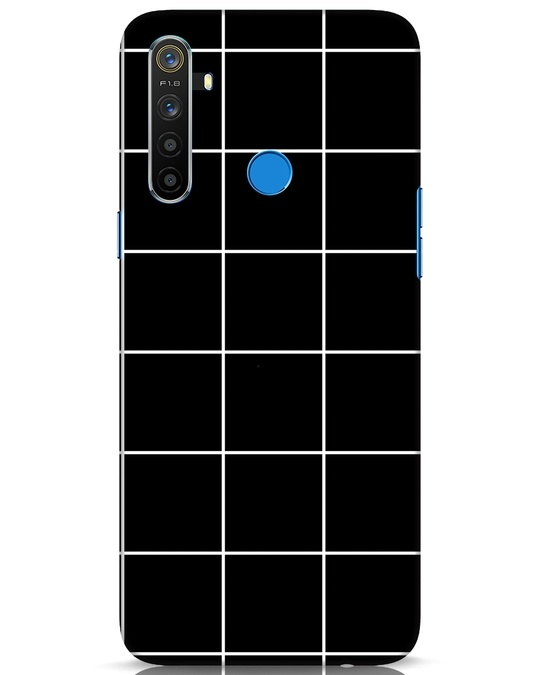 Shop Grid Realme 5 Mobile Cover-Front