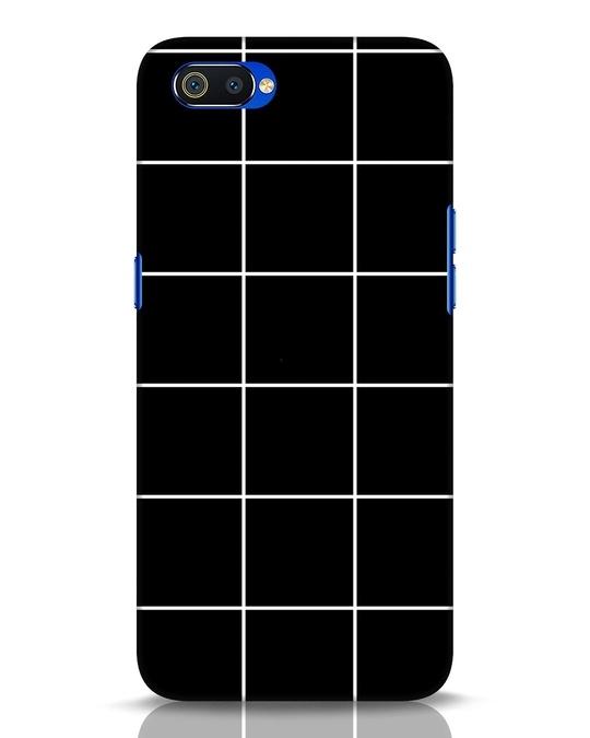 Shop Grid Realme C2 Mobile Cover-Front