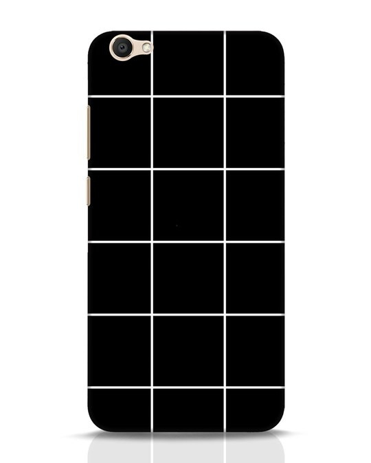Shop Grid Vivo V5 Mobile Cover-Front