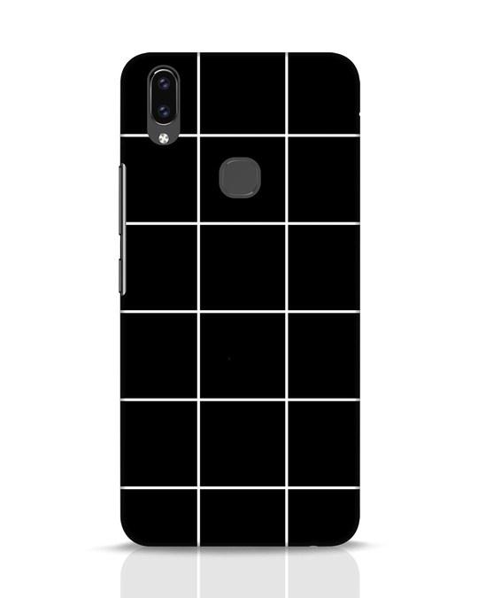 Shop Grid Vivo V9 Mobile Cover-Front