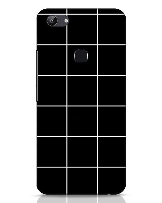 Shop Grid Vivo Y83 Mobile Cover-Front