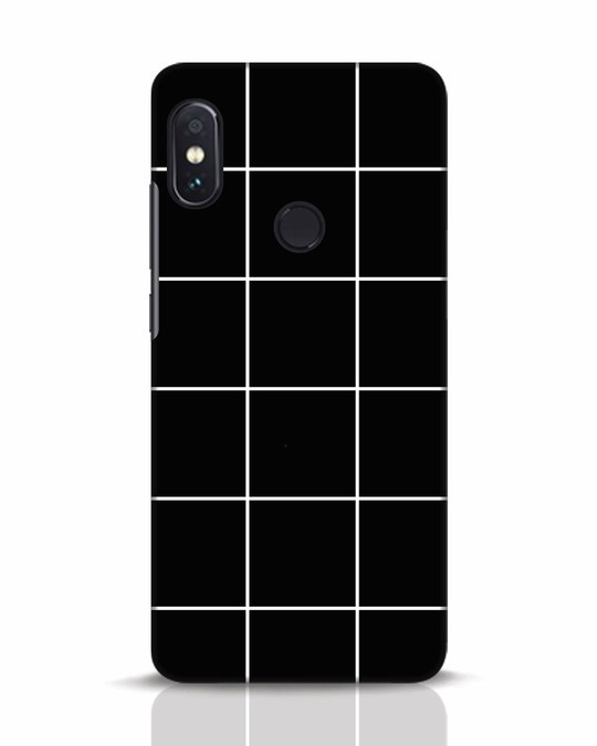 Grid Xiaomi Redmi Note 5 Pro Mobile Cover