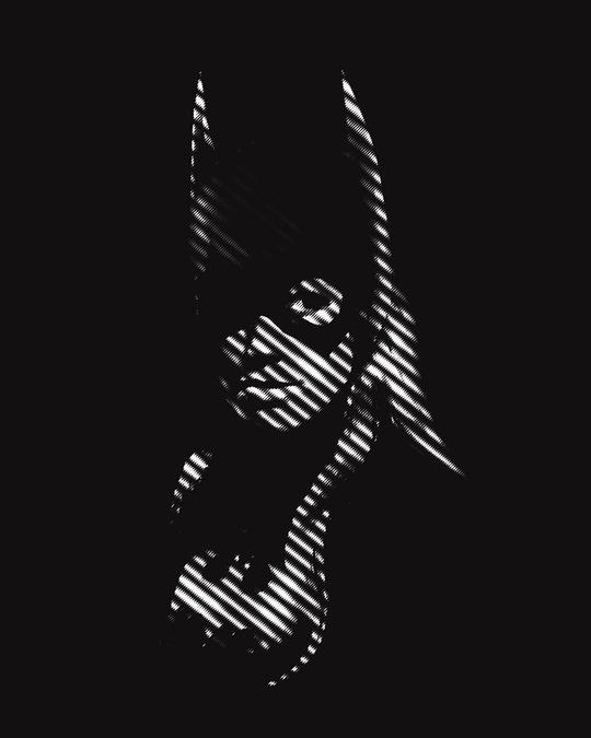 Shop Grill Light Batgirl Scoop Neck Full Sleeve T-Shirt (BML)-Full