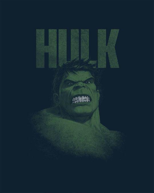 Shop Grunge Hulk Boyfriend T-Shirt (AVL)