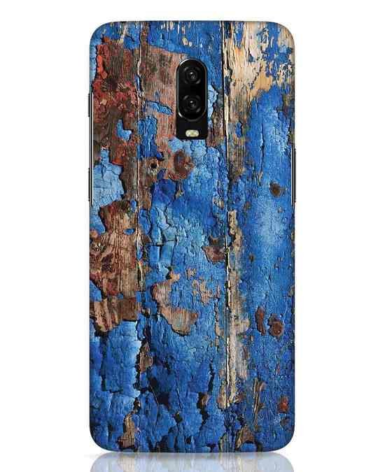 Shop Grunge Rugged OnePlus 6T Mobile Cover-Front