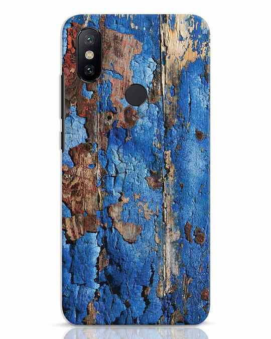 Shop Grunge Rugged Xiaomi Mi A2 Mobile Cover-Front