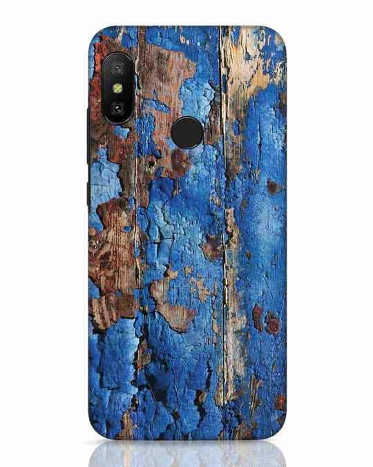 Shop Grunge Rugged Xiaomi Redmi 6 Pro Mobile Cover-Front