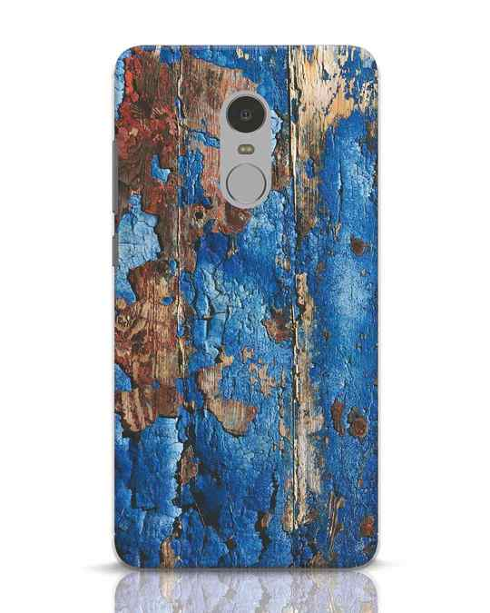 Shop Grunge Rugged Xiaomi Redmi Note 4 Mobile Cover-Front