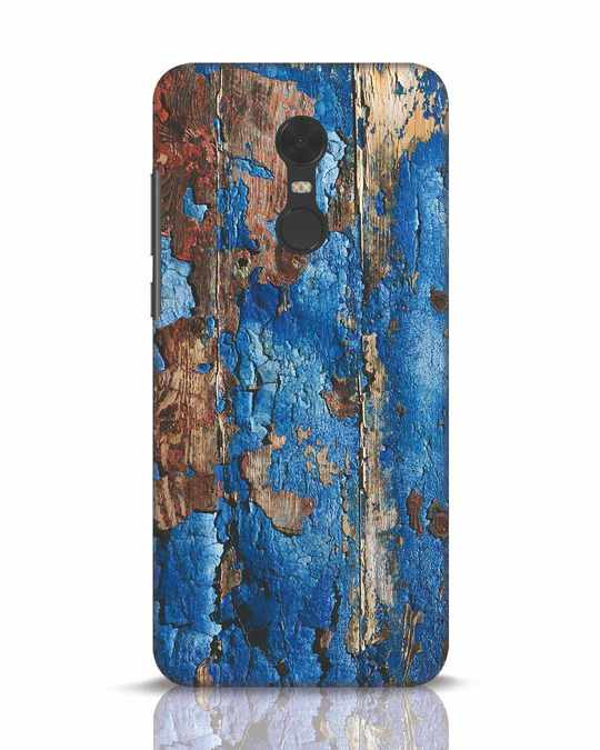 Shop Grunge Rugged Xiaomi Redmi Note 5 Mobile Cover-Front