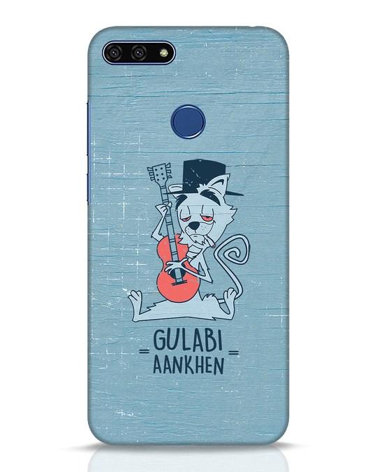 Shop Gulabi Aankhen Huawei Honor 7A Mobile Cover-Front