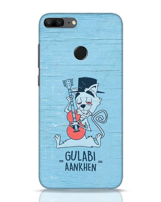 Shop Gulabi Aankhen Huawei Honor 9 Lite Mobile Cover-Front