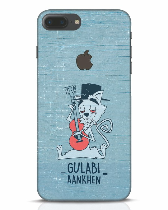 Shop Gulabi Aankhen iPhone 7 Plus Logo Cut Mobile Cover-Front