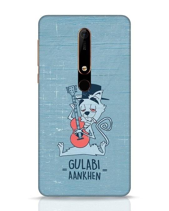 Shop Gulabi Aankhen Nokia 6.1 Mobile Cover-Front