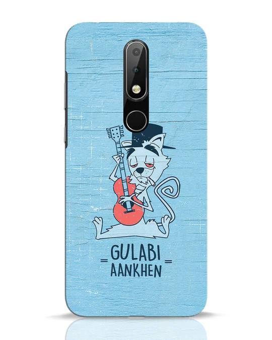Shop Gulabi Aankhen Nokia 6.1 Plus Mobile Cover-Front