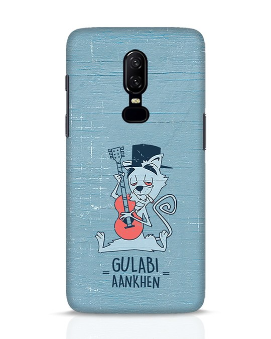 Shop Gulabi Aankhen OnePlus 6 Mobile Cover-Front