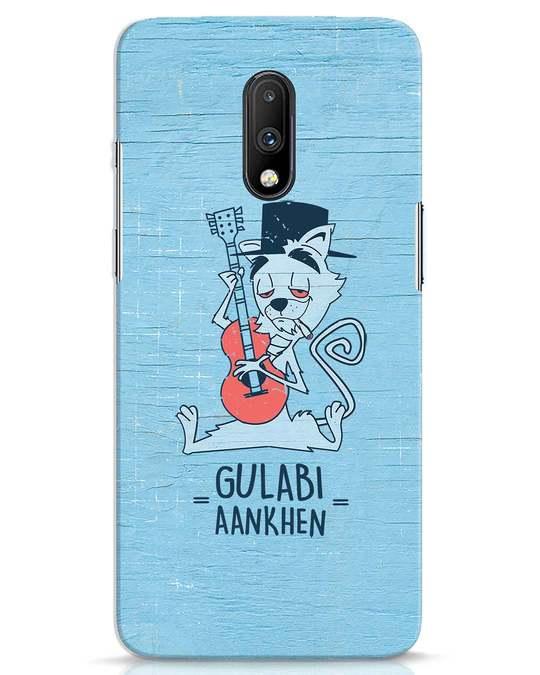 Shop Gulabi Aankhen OnePlus 7 Mobile Cover-Front