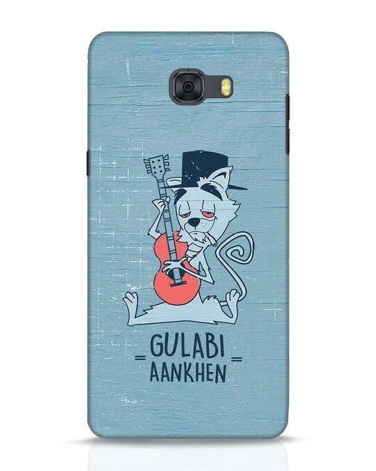 Shop Gulabi Aankhen Samsung Galaxy C9 Pro Mobile Cover-Front