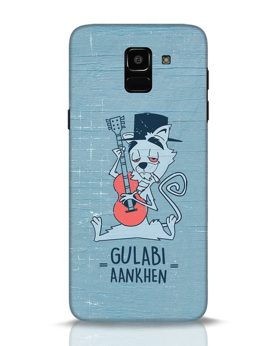 Shop Gulabi Aankhen Samsung Galaxy J6 Mobile Cover-Front