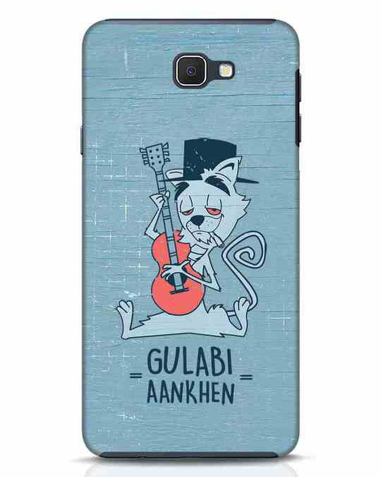 Shop Gulabi Aankhen Samsung Galaxy J7 Prime Mobile Cover-Front