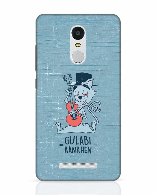 Shop Gulabi Aankhen Xiaomi Redmi Note 3 Mobile Cover-Front