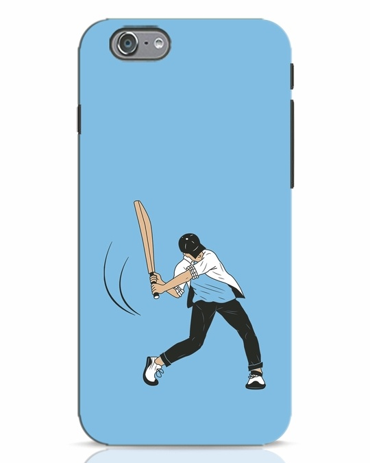 Shop Gully Cricket iPhone 6 Mobile Cover-Front