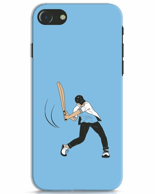 Shop Gully Cricket iPhone 7 Mobile Cover-Front