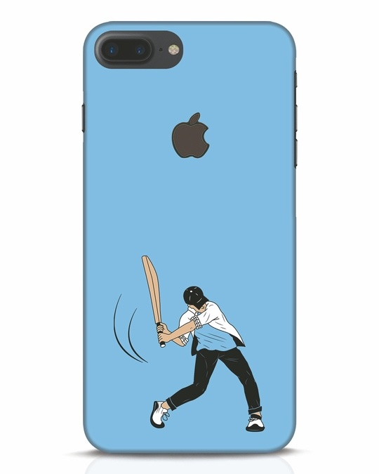Gully Cricket Iphone 7 Plus Logo Cut Mobile Cover