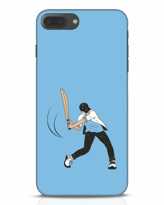 Shop Gully Cricket iPhone 7 Plus Mobile Cover-Front