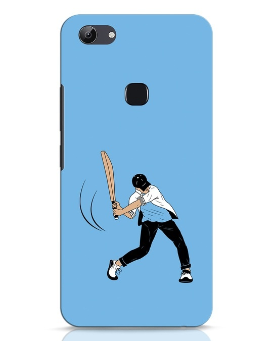 Shop Gully Cricket Vivo Y83 Mobile Cover-Front